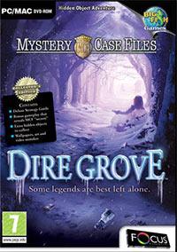 Okładka Mystery Case Files: Dire Grove (PC)