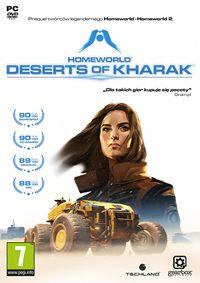 Okładka Homeworld: Deserts of Kharak (PC)