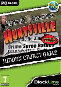 Okładka Mystery Case Files: Huntsville (PC)