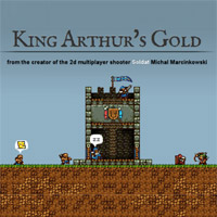 Okładka King Arthur's Gold (PC)