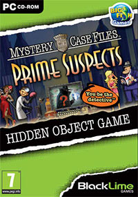 Okładka Mystery Case Files: Prime Suspects (PC)