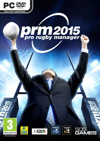 Game Box for Pro Rugby Manager 2015 (PC)