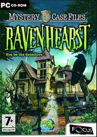Okładka Mystery Case Files: Ravenhearst (PC)