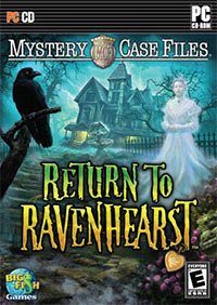 Okładka Mystery Case Files: Return to Ravenhearst (PC)