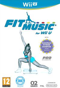 Fit Music for Wii U (WiiU cover