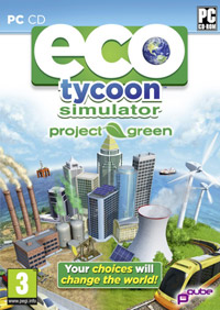 Okładka Eco Tycoon: Project Green (PC)