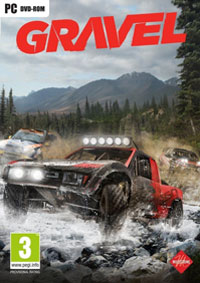 Game Gravel (PC) cover