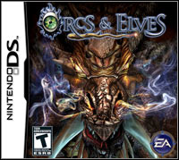 Game Box for Orcs & Elves (NDS)