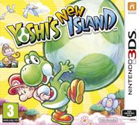 Okładka Yoshi's New Island (3DS)