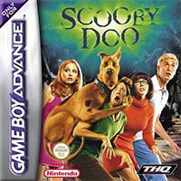Okładka Scooby-Doo (GBA)