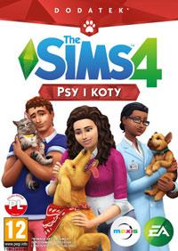 Okładka The Sims 4: Cats & Dogs (PC)
