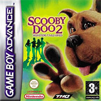 Game Scooby-Doo 2: Monsters Unleashed (PC) cover