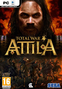 Okładka Total War: Attila (PC)