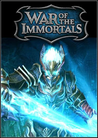 Okładka War of the Immortals (PC)