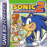 Okładka Sonic Advance 2 (GBA)