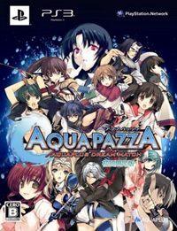 Okładka Aquapazza: Aquaplus Dream Match (PS3)