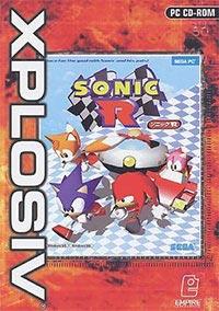 Okładka Sonic R (PC)