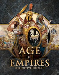 Game Box for Age of Empires: Definitive Edition (PC)