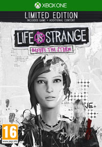 Game Life is Strange: Before the Storm (PC) cover