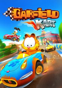 Okładka Garfield Kart (PC)