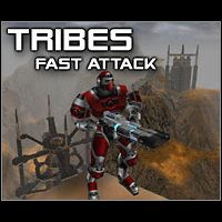 Okładka Tribes Fast Attack (PC)