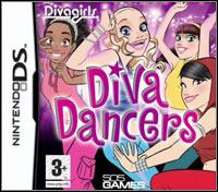 Okładka Diva Girls: Diva Dancers (NDS)