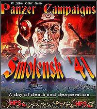 Okładka Panzer Campaigns: Smolensk '41 (PC)