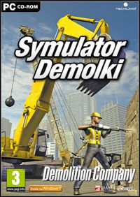 Game Box for Demolition Company (PC)
