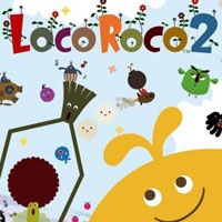 Game Box for LocoRoco 2 Remastered (PS4)