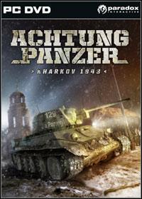 Okładka Achtung Panzer: Kharkov 1943 (PC)