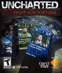 Game Box for Uncharted: Fight for Fortune (PSV)