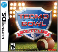 Okładka Tecmo Bowl: Kickoff (NDS)