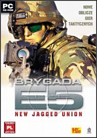 Okładka Brigade E5: New Jagged Union (PC)