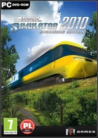 Okładka Trainz Simulator 2010: Engineers Edition (PC)