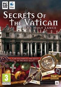 Okładka Secrets of the Vatican: The Holy Lance (PC)