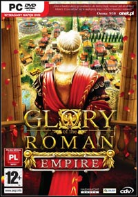 Okładka Glory of the Roman Empire (PC)