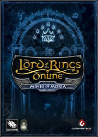 Okładka The Lord of the Rings Online: Mines of Moria (PC)