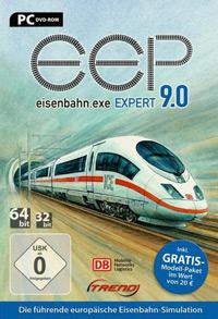 Game Box for Eisenbahn.exe Professional 9.0 (PC)