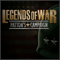 Game Box for Legends of War: Patton's Campaign (PSP)
