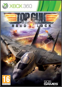 Game Top Gun: Hard Lock (PC) cover
