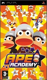 Okładka Ape Escape: Academy (PSP)