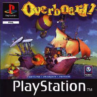 Game Box for Overboard! (PS1)
