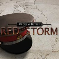Okładka Order of Battle: Red Storm (PC)