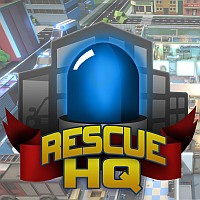 Game Box for Rescue HQ: The Tycoon (PC)