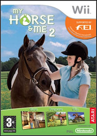 Game My Horse and Me 2 (PC) cover