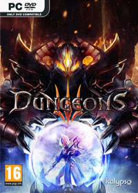 Game Dungeons 3 (PC) cover