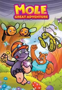 Okładka Mole: Great Adventure (PC)