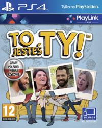 Okładka That's You! (PS4)