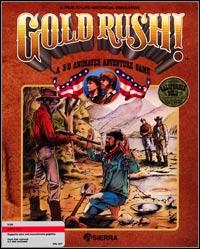 Okładka Gold Rush! (PC)