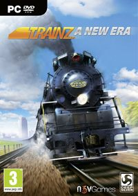 Okładka Trainz Simulator: A New Era (PC)
